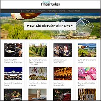 Beautiful Finger Lakes tourism site, Finger Lakes, NY