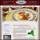 website for Springdale Farm Bed and Breakfast -  Victor NY